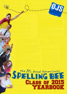 Spelling Bee programme cover