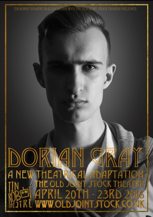 Tin Robot: Dorian Gray © Adam Carver