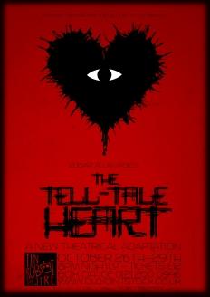 Tin Robot: The Tell Tale Heart © Adam Carver