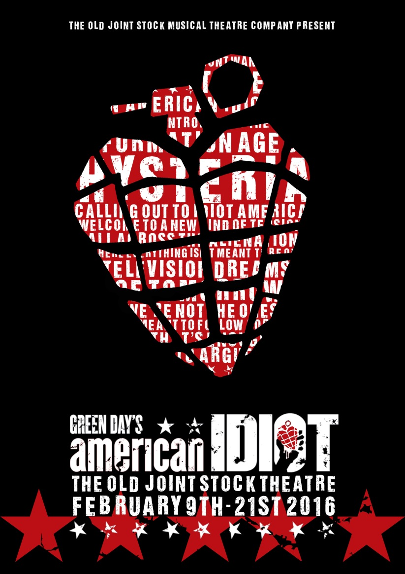 AMERICAN IDIOT COVER - PAGE 1