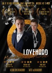 LOVEHARD: Murdered by Murder © Adam Carver