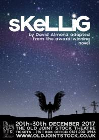 Tin Robot: Skellig © Adam Carver